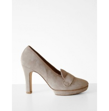 Repetto Repetto Klein Nude Loafer Pumps