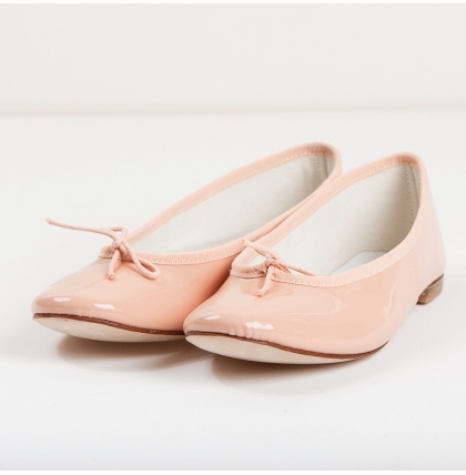 Repetto Corset Cendrillon Ballet Flats