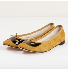 Repetto Mask Dijon Ballet Flats