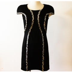 Felder Felder Star Sequinned Dress