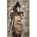 Gail Sorronda Gold Ventricle Dress