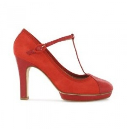 Repetto Infante Ketchup Court Shoe