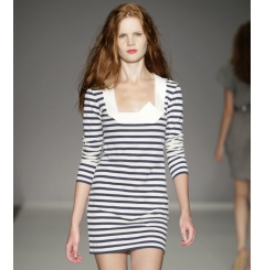 SIS by Spijkers en Spijkers Stripe Dress
